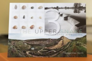 The Upper Snake: 3 Photographic Approaches Jonathan Long Michael Sherwin Darren Clark
